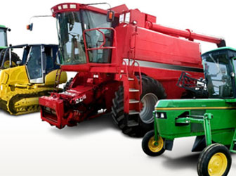 Shipping Agricultural Equipment