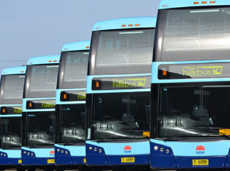 Shipping Buses to Mombasa