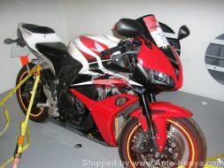 Motor Bike Shipped by Auto Kenya
