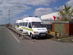 Ambulances to Kenya