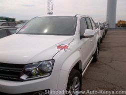 Volkswagen Amarok Shipped to Mombasa Kenya