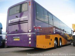 Bus Shipping to Mombasa Kenya