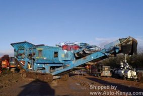 Crusher to Mombasa Heavy Machinery Shipping to Kenya