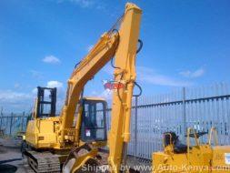 Heavy Machinery Bulldozers Wheel Loaders Excavators to Kenya