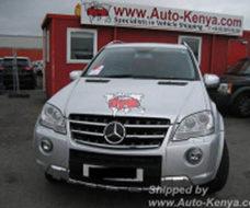 Mercedes ML63 Being Shipped via RoRo to Mombasa