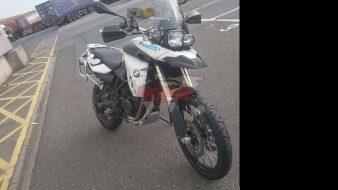BMW Bike RoRo