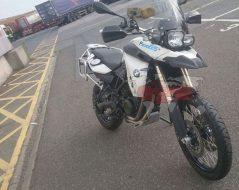 BMW Bike Shipped by RoRo