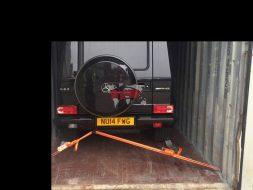 G63 Shipped to Mombasa