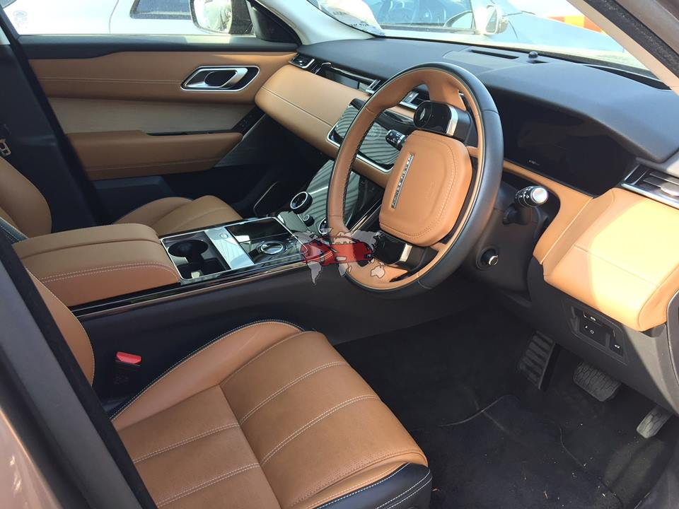 Range Rover Velar Shipped to Mombasa Kenya